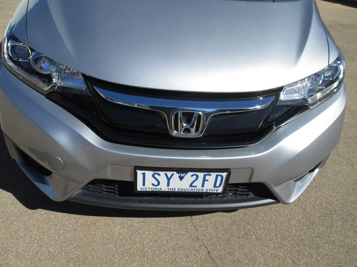 2017 Honda Jazz VTi GF MY17 Silver