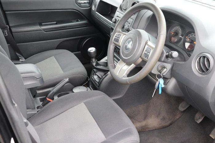 2014 Jeep Compass Sport MK MY14 Black