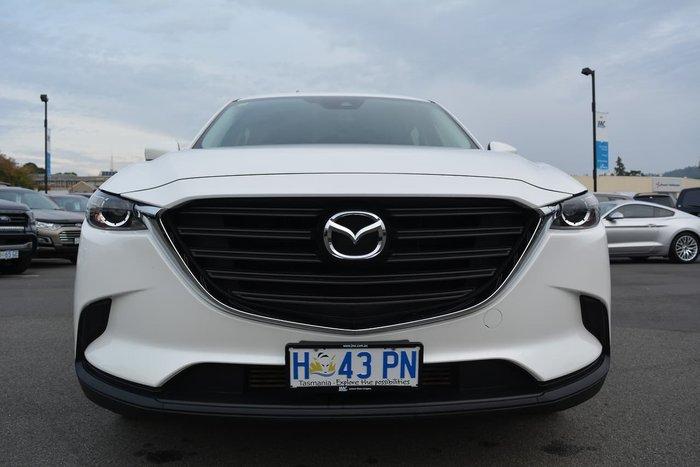 2018 Mazda CX-9 Sport TC White