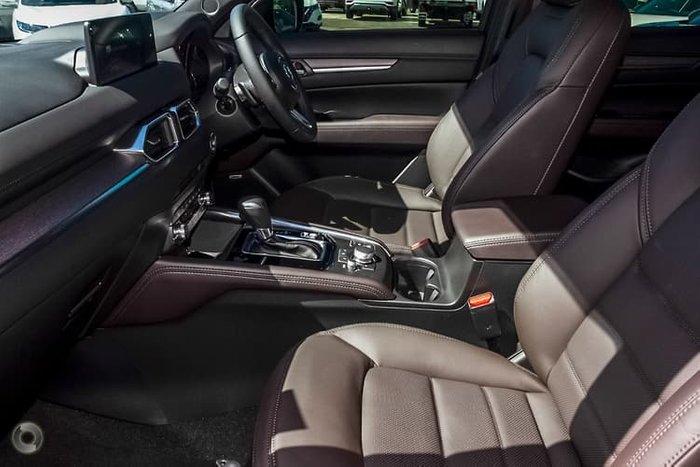 2021 Mazda CX-5 Akera KF Series AWD Jet Black