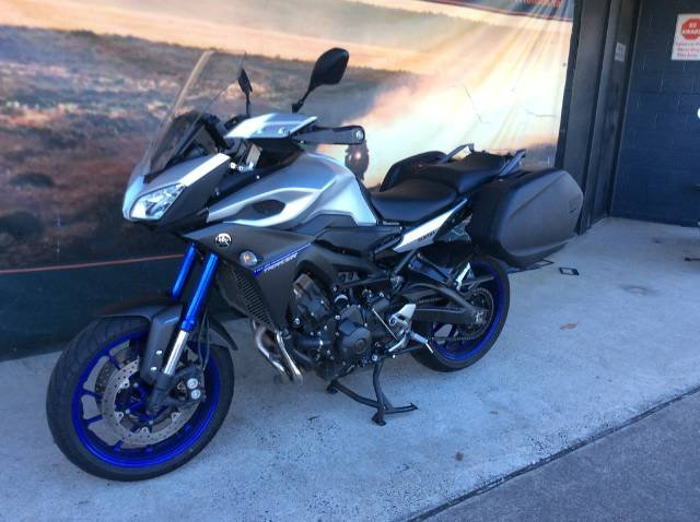 2015 YAMAHA MT-09 TRACER (MT09TRA) ROAD SILVER