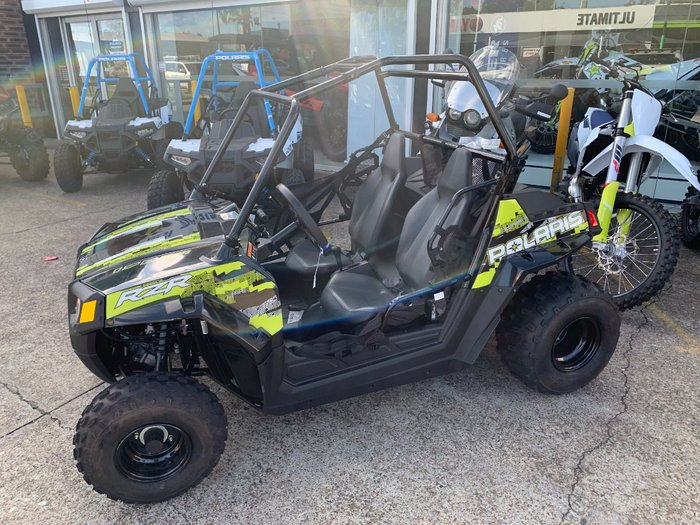 2021 Polaris RZR 170 BLACK