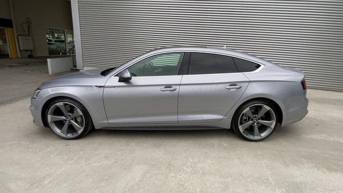2019 Audi A5 45 TFSI sport F5 MY19 Four Wheel Drive Silver