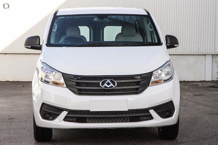 2020 LDV G10 SV7C Blanc White