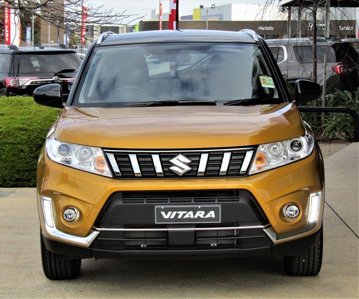 2021 Suzuki Vitara LY Series II Solar Yellow