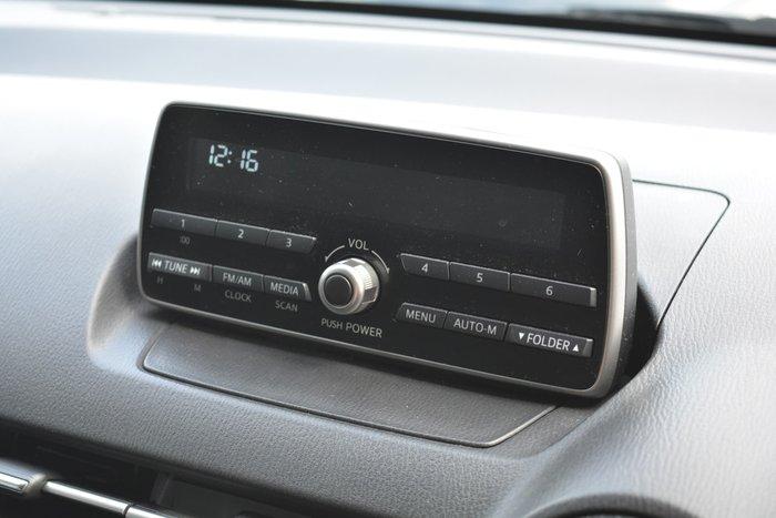2015 Mazda 2 Neo DL Series Soul Red