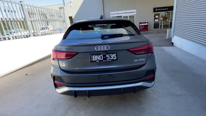 2021 Audi Q3 35 TFSI S Line F3 MY21 Grey