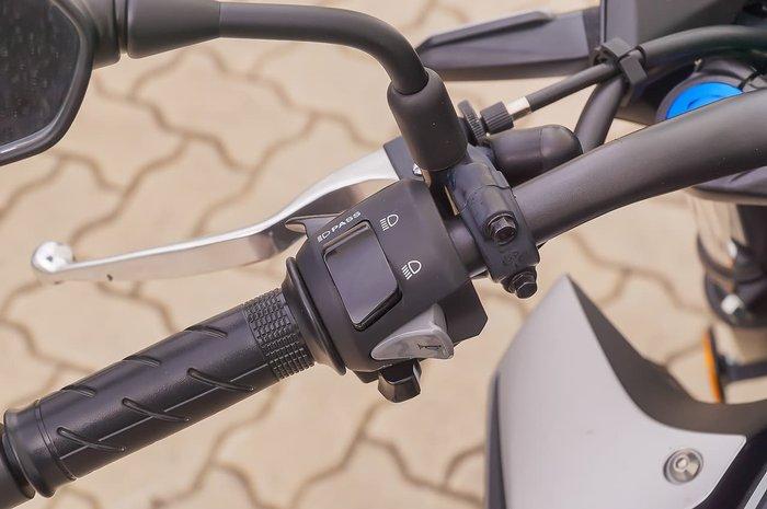 2019 HONDA CB500F ABS (CB500FA) Black