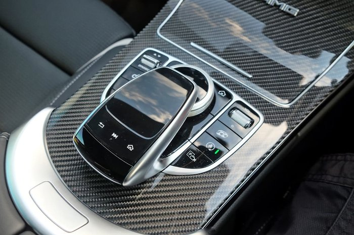 2020 Mercedes-Benz C-Class C63 AMG S C205 Black