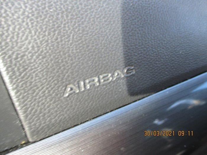 2010 Holden Captiva CX CG MY10 AWD Silver