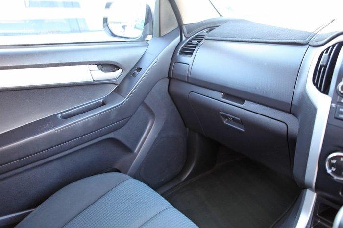 2014 Isuzu D-MAX LS-U MY15 4X4 Dual Range Silver