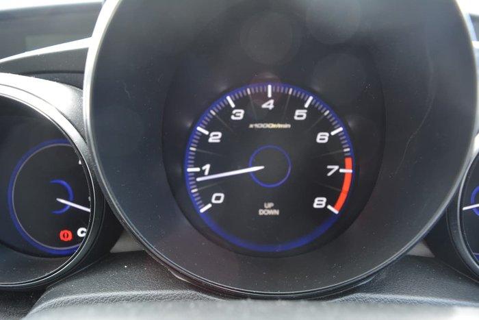 2013 Honda Civic VTi-S 9th Gen MY13 Yellow