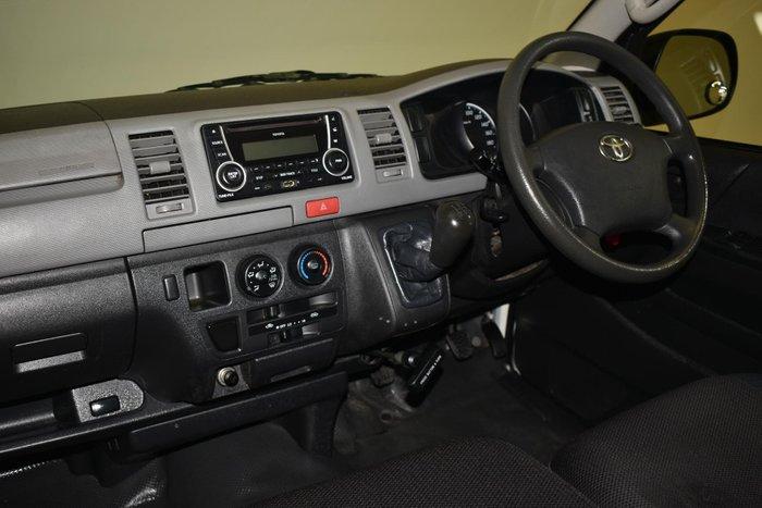 2013 Toyota Hiace TRH201R MY12 French Vanilla