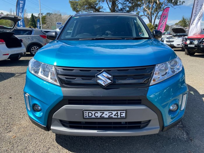 2016 Suzuki Vitara RT-S LY Blue