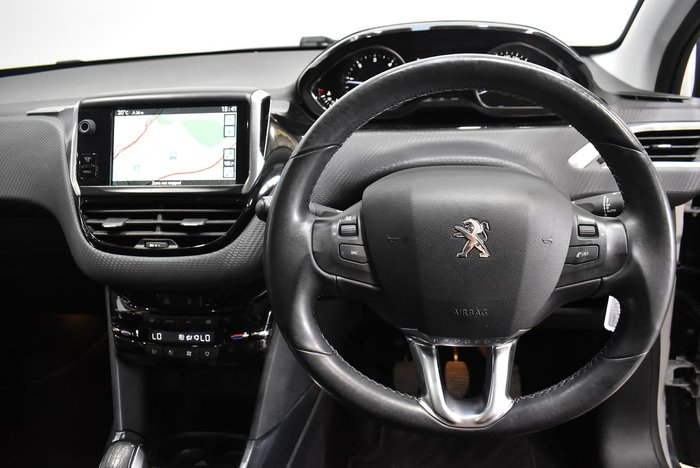 2013 Peugeot 2008 Outdoor A94 White