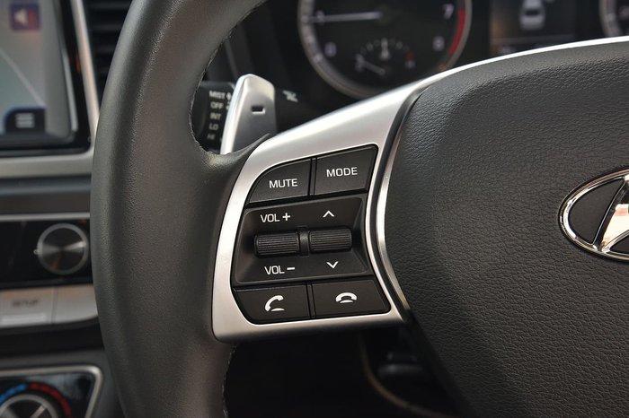 2018 Hyundai Sonata Active LF4 MY18 Silver