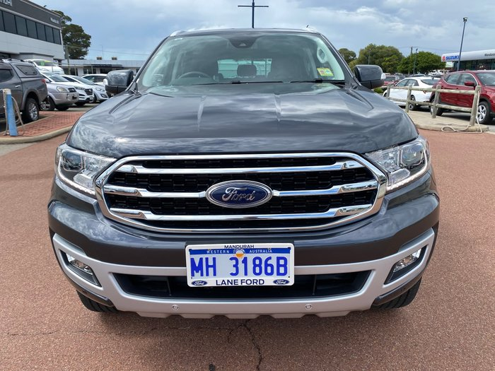 2020 Ford Everest Trend UA II MY20.75 4X4 Dual Range Meteor Grey