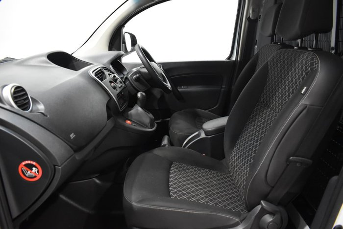 2016 Renault Kangoo F61 Phase II Mineral White