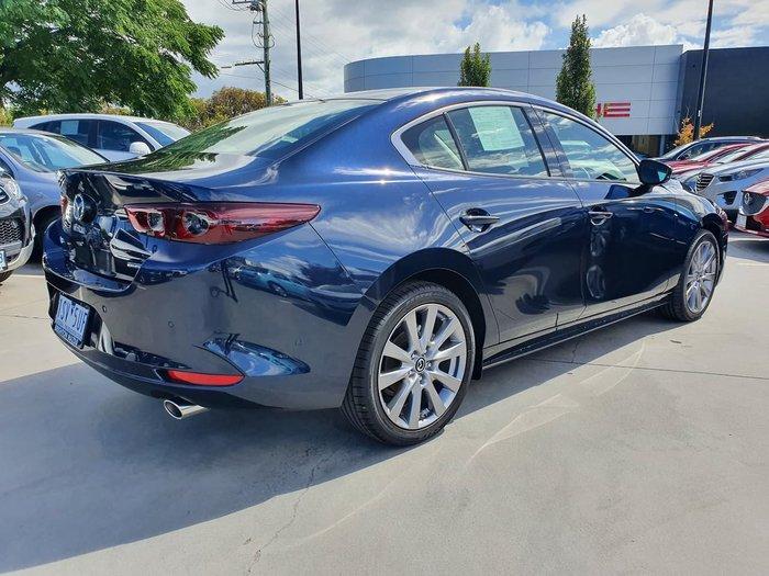 2020 Mazda 3 G20 Touring BP Series Blue