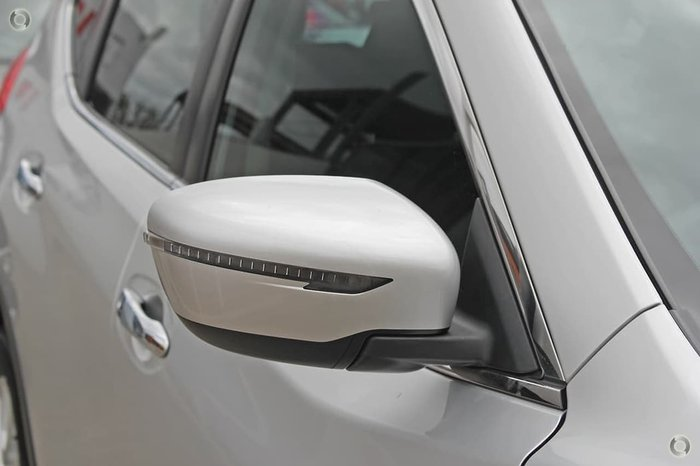 2020 Nissan X-TRAIL ST T32 Series III MY20 Silver