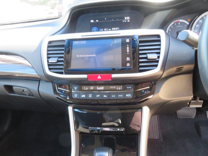 2016 Honda Accord VTi 9th Gen MY16 Silver