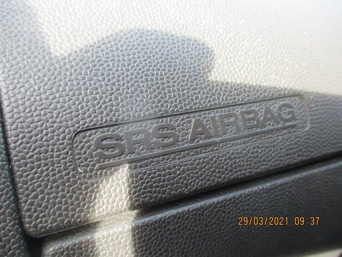 2009 Nissan Navara ST-X D40 4X4 Black
