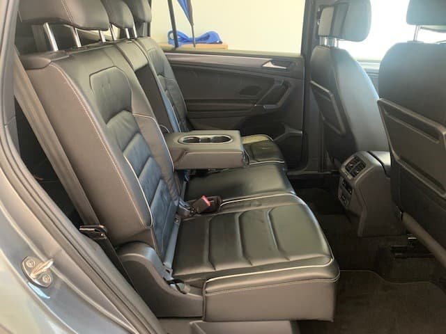 2019 Volkswagen Tiguan 162TSI Highline Allspace 5N MY19.5 Four Wheel Drive Platinum Grey