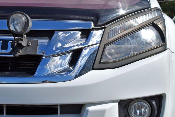 2013 Isuzu D-MAX LS-Terrain MY14 4X4 Dual Range Splash White