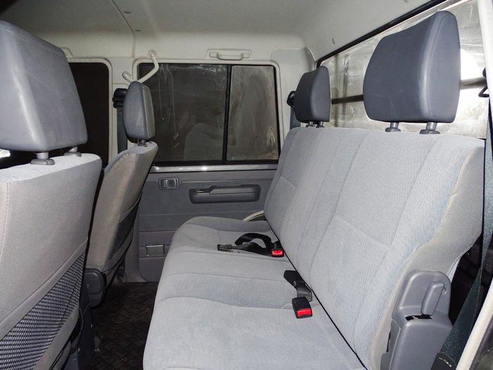 2016 Toyota Landcruiser GXL VDJ79R 4X4 Dual Range Graphite