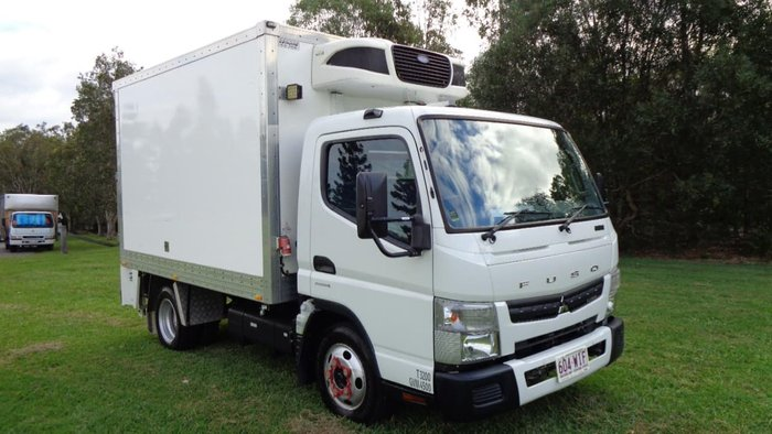 2016 MITSUBISHI CANTER 515 WIDE White