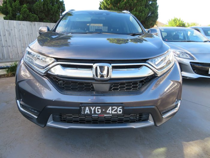 2019 Honda CR-V VTi-LX RW MY19 4X4 On Demand Grey