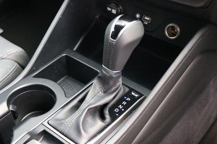 2017 Hyundai Tucson Elite TLe MY17 Silver