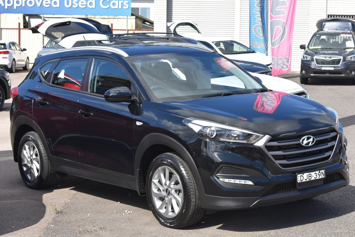 2015 Hyundai Tucson Active TLe Phantom Black
