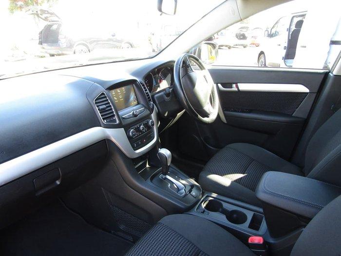 2016 Holden Captiva LS CG MY16 Grey