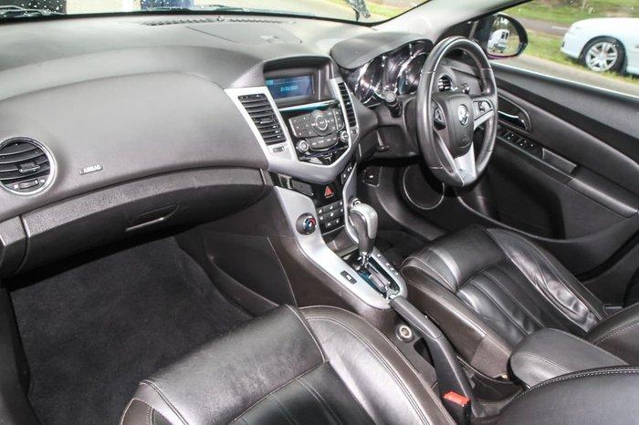 2011 Holden Cruze CDX JH Series II MY11 Black