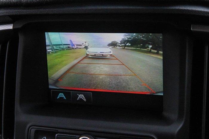 2018 Holden Trailblazer LT RG MY19 4X4 Dual Range Red