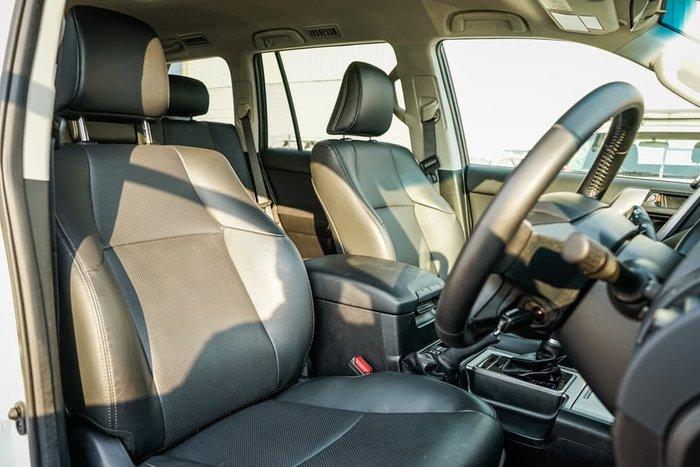 2020 Toyota Landcruiser Prado GXL GDJ150R 4X4 Dual Range Crystal Pearl