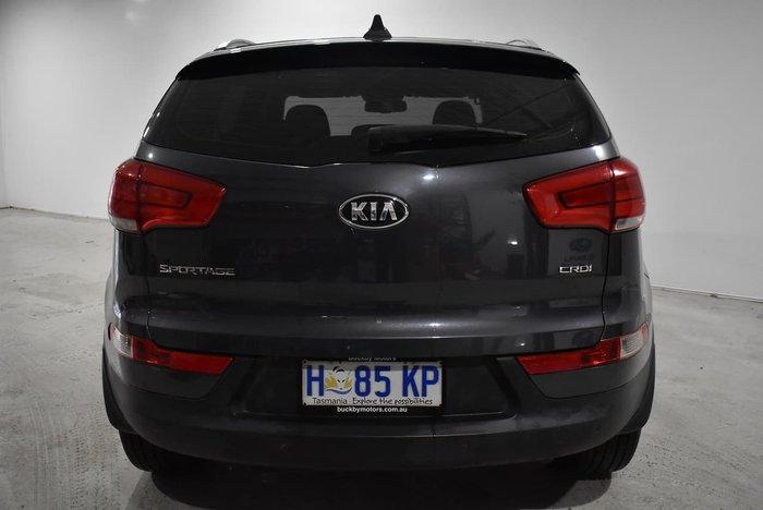 2015 Kia Sportage SLi SL MY15 AWD Dark Gun Metal