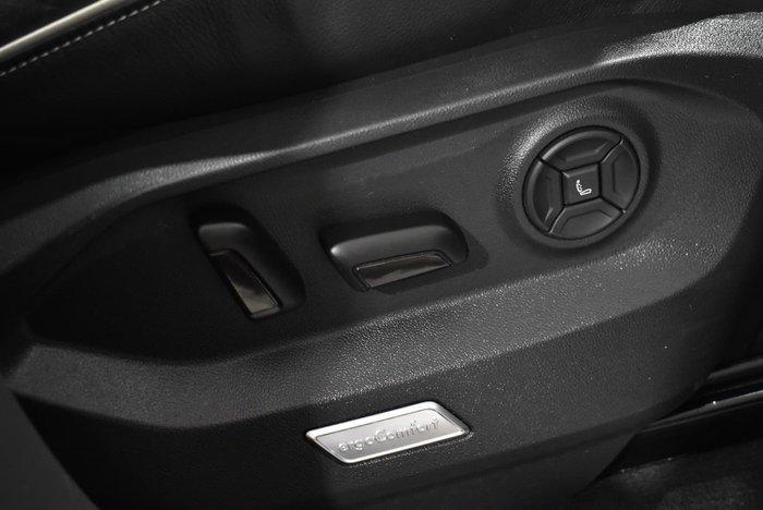 2019 Volkswagen Touareg 190TDI Launch Edition CR MY19 Four Wheel Drive Deep Black