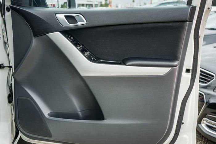 2015 Mazda BT-50 XTR UP 4X4 Dual Range Cool White