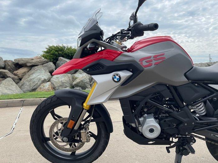 2018 BMW G 310 GS Red