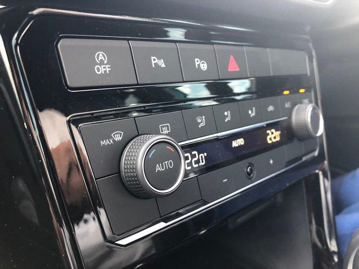 2021 Volkswagen T-Cross 85TSI Style C1 MY21 Blue