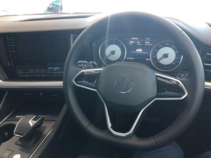 2020 Volkswagen Touareg 170TDI CR MY21 Four Wheel Drive Silver