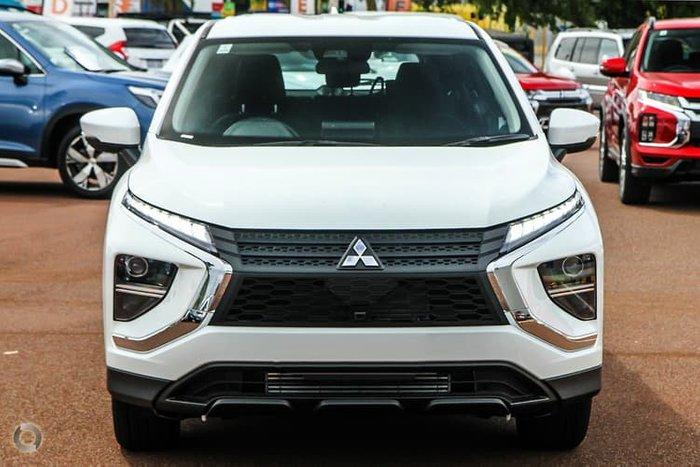 2021 Mitsubishi Eclipse Cross ES YB MY21 White
