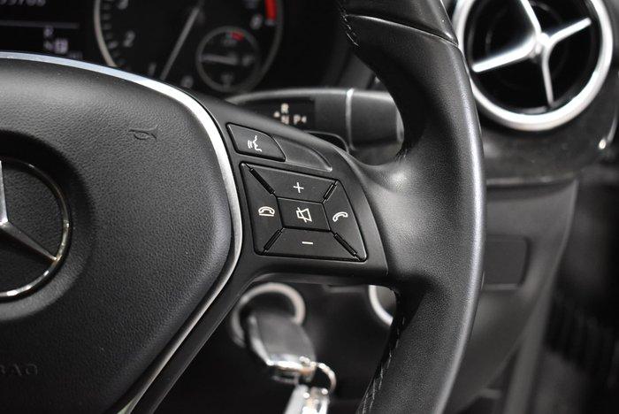 2013 Mercedes-Benz B-Class B200 BlueEFFICIENCY W246 Grey