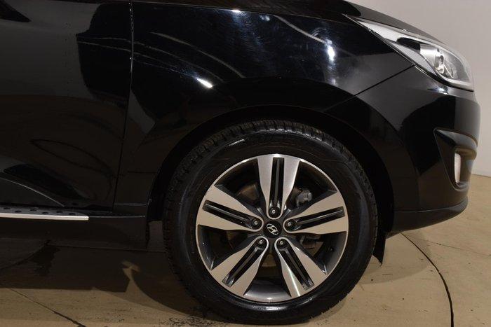 2014 Hyundai ix35 Highlander Series II AWD Phantom Black