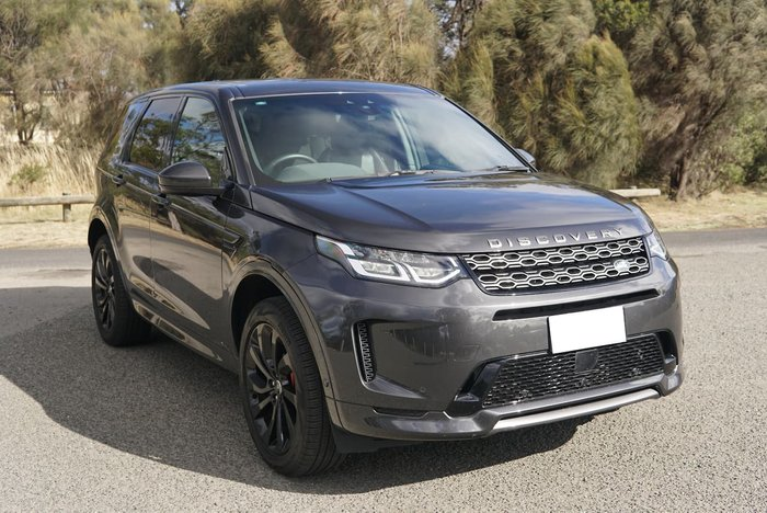 2020 Land Rover Discovery Sport P200 R-Dynamic S L550 MY20.5 4X4 Constant Grey