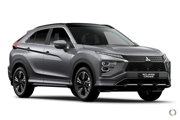 2021 Mitsubishi Eclipse Cross Exceed YB MY21 Titanium