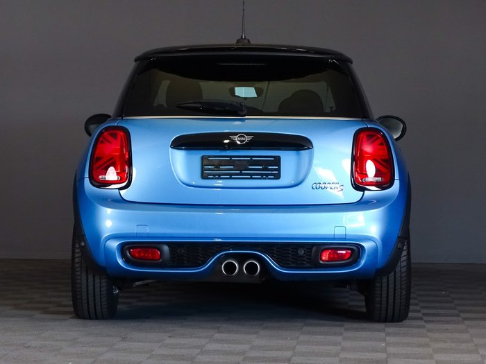 2019 MINI Hatch Cooper S F56 LCI Blue