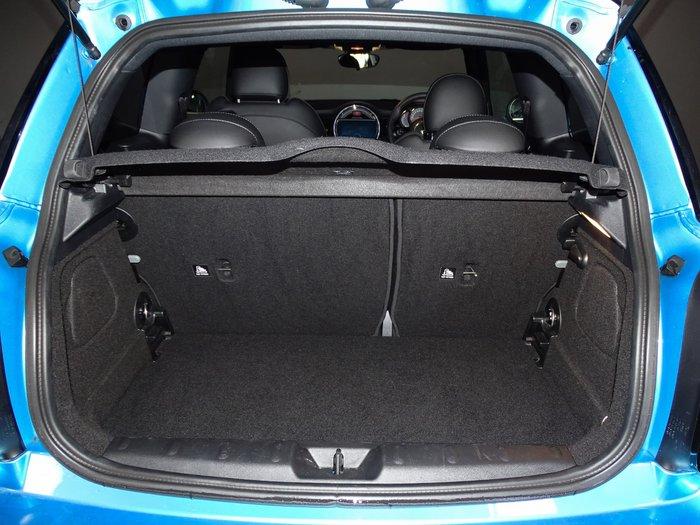 2019 MINI Hatch Cooper S F56 LCI Blue